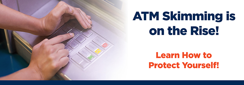 ATM Card Skimming is on the Rise