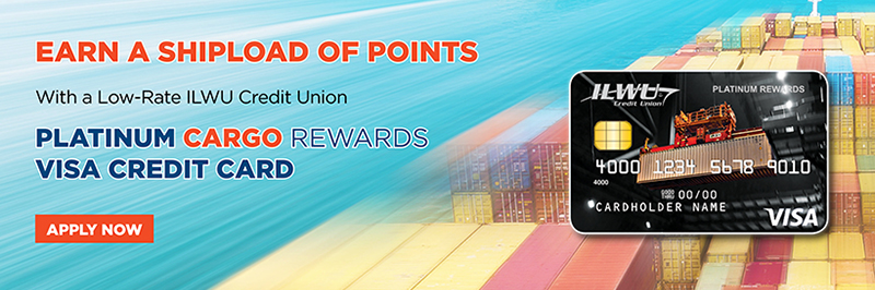 Earn a Shipload of Points with a Low Rate Platinum Visa Credit Card